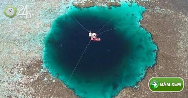 Tìm thấy hố khổng lồ sâu nhất thế giới ở Biển Đông?