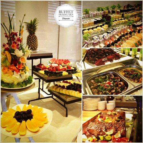 Khai trương nhà hàng Hoàng Yến Buffet Premier tại Saigon Centre - 1