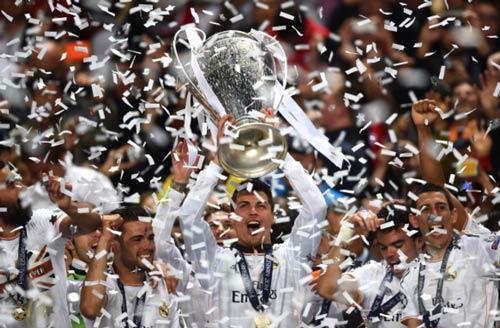 Vì sao Real vô địch cúp C1 nhiều hơn La Liga? - 1