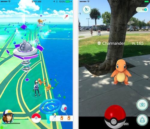 """Game Pokémon GO chính thức """"cập bến"""" thị trường"""