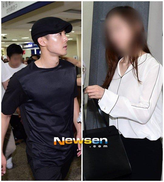 Tài tử Vườn sao băng Kim Hyun Joong thắng kiện bạn gái cũ - 1