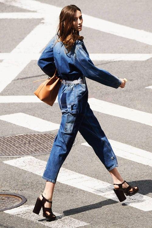 Thu rồi, lại đến mùa diện áo khoác jeans - 3