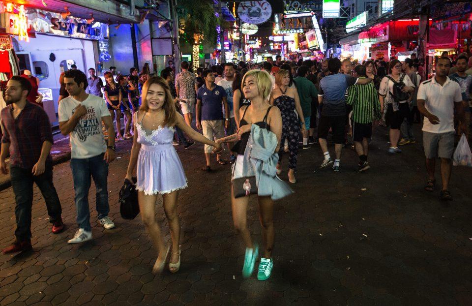 """7 ngày mục sở thị """"thủ phủ mại dâm"""" Thái Lan - 1"""