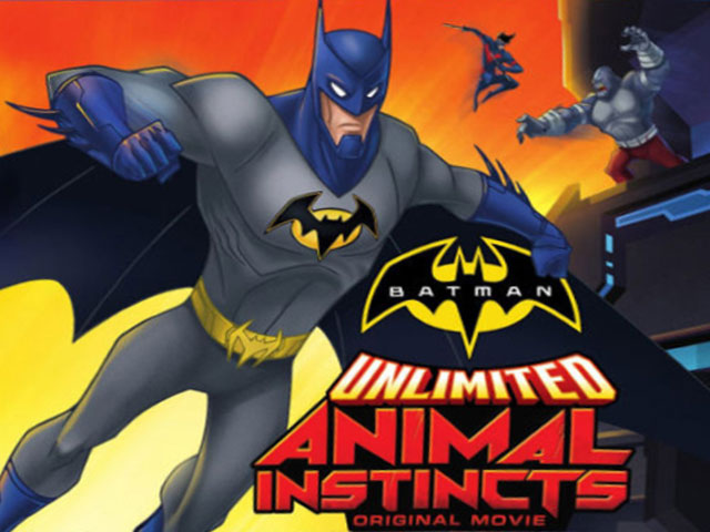 Trailer phim: Batman Unlimited: Animal Instincts - 1