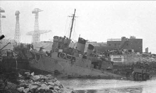 Trận đánh vĩ đại của 600 đặc nhiệm Anh vào cảng biển Đức - 1