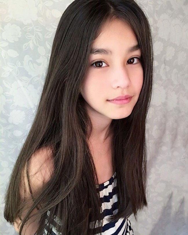 Natascha Aisawan là thiên thần lai xinh đẹp nổi tiếng xứ Chùa Vàng.