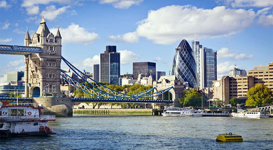 Brexit khiến thị trường bất động sản thủ đô Anh giảm giá - 1