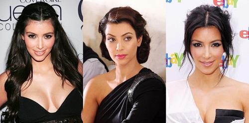 Những mái tóc làm nên tên tuổi Kim Kardashian - 4