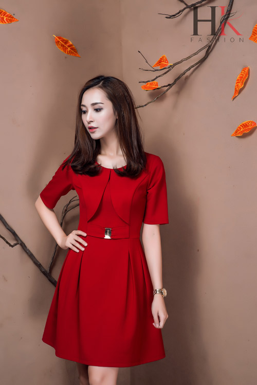 Nữ công sở Việt 'phải lòng' thời trang HK Fashion - 7