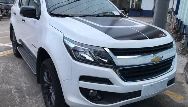 Chevrolet Trailblazer về Việt Nam đấu Fortuner - 1