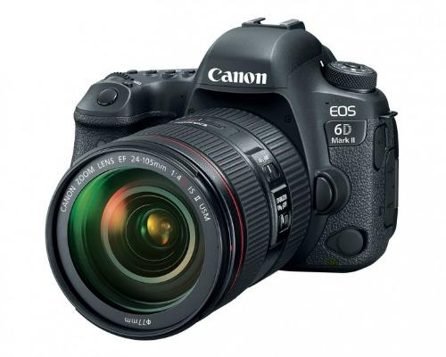 Canon giới thiệu máy ảnh EOS 6D Mark II và EOS 200D - 1