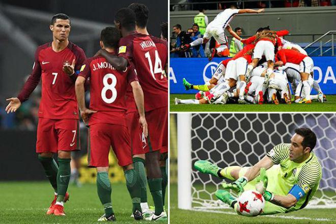Bồ Đào Nha – Mexico: Vì danh dự, vì Ronaldo - 1