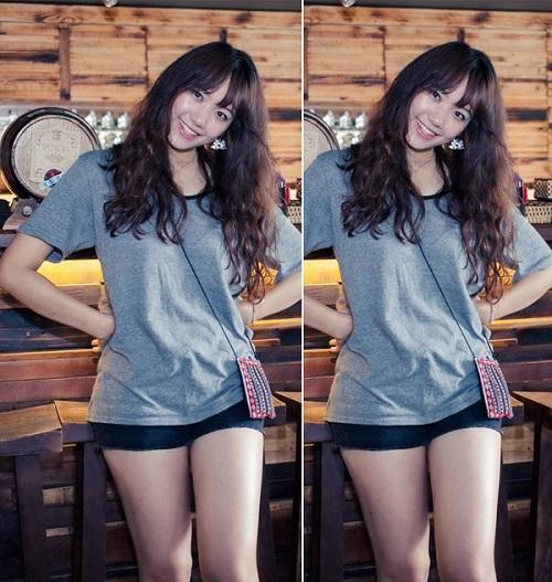 """Hari Won mặc quần siêu ngắn, """"đọ"""" độ nóng với Nhã Phương, Bảo Anh - 3"""