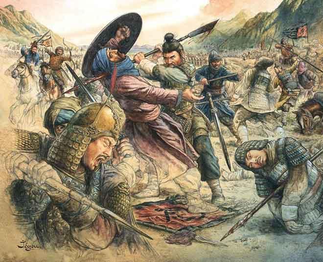 Người Trung Quốc bị đế chế Hồi giáo đánh bại thế nào? - 1