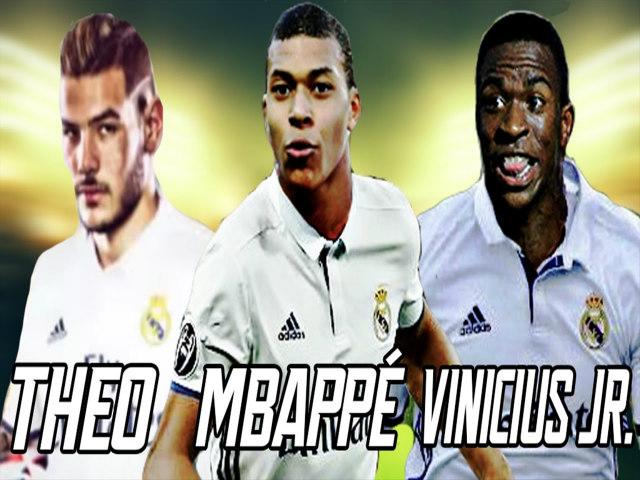 """Real Madrid xây """"Galacticos 3.0"""": Ronaldo phải nhường chỗ?"""