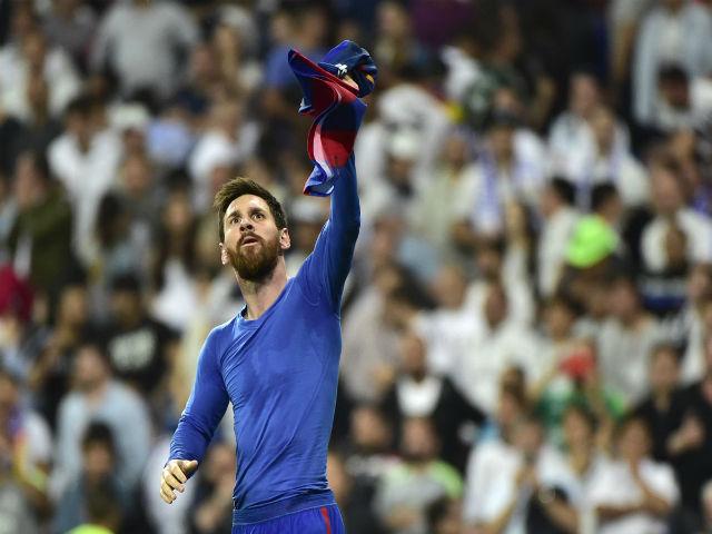"""Messi sắm vai """"vật tế thần"""", Barca quyết lật đổ Real"""