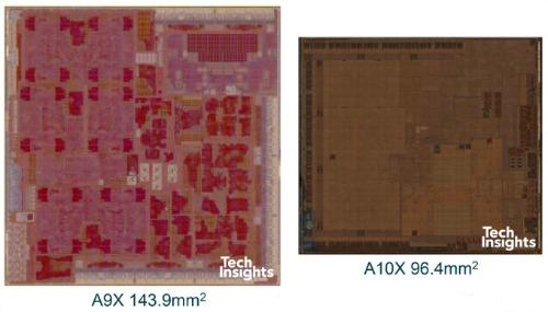 Chip A10X trên iPad Pro là chip xử lý công nghệ 10nm đầu tiên của Apple - 1