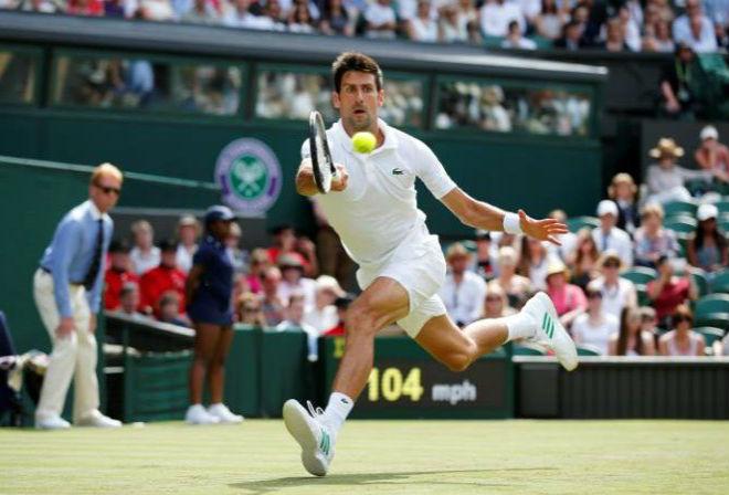 Djokovic - Klizan: Giải quyết trong 40 phút (Vòng 1 Wimbledon) - 1