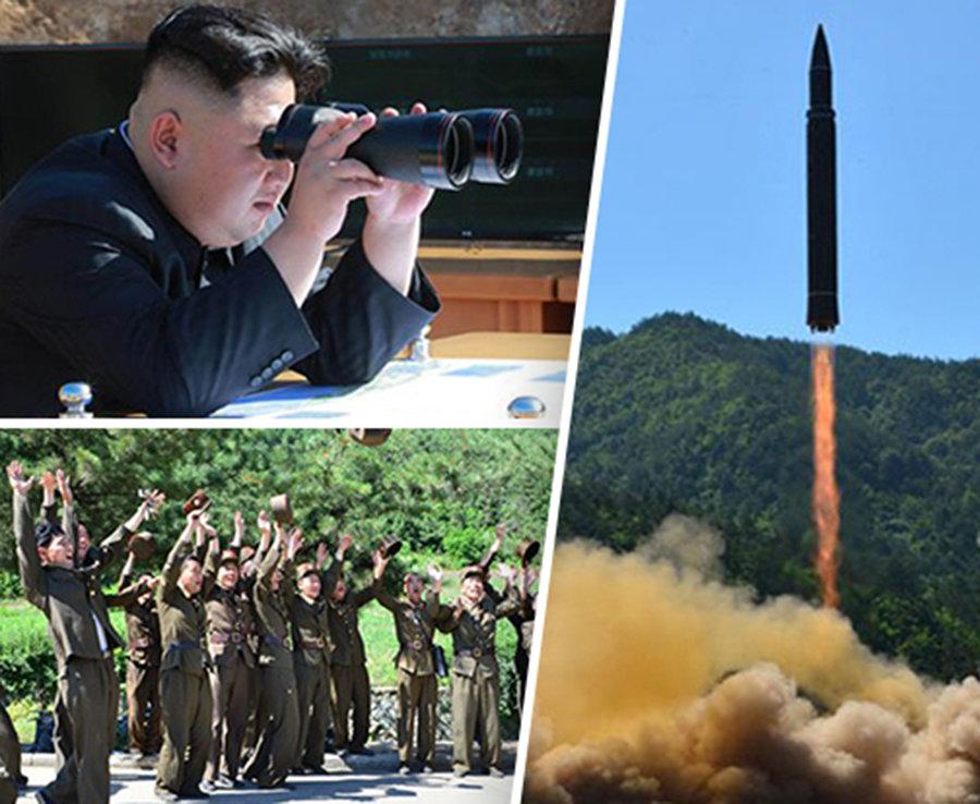 Triều Tiên dọa nã tên lửa nếu Mỹ không đáp ứng điều kiện - 1
