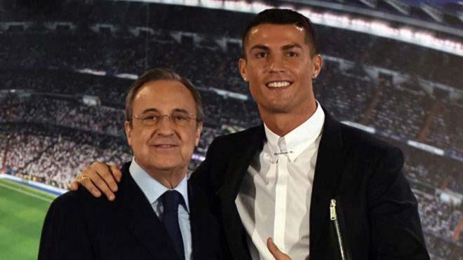 Tiết lộ: Ronaldo từng bí mật gặp ông chủ PSG, đàm phán rời Real - 1