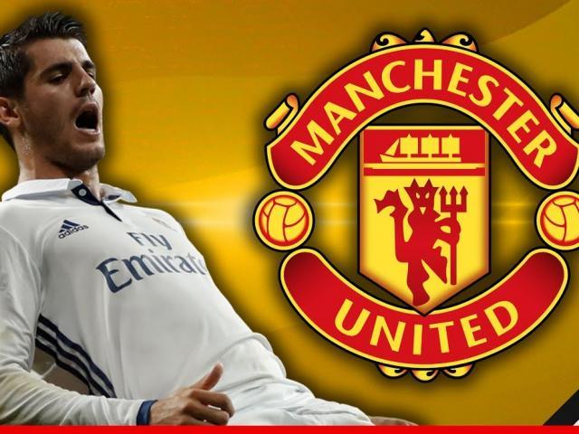MU - Mourinho mua tiền đạo: Vì sao Morata là thượng sách?