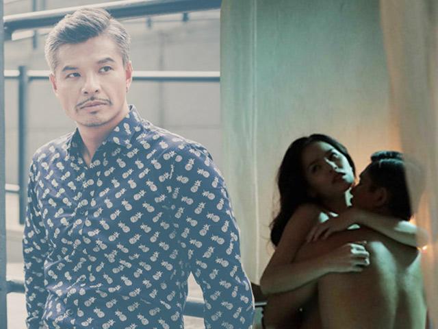 """Nude 100% diễn cảnh """"yêu thật"""": Diễn viên Việt kiều Lâm Vissay nói gì?"""