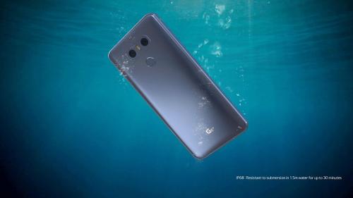 LG chính thức tung video quảng cáo LG G6 + cực chất - 1