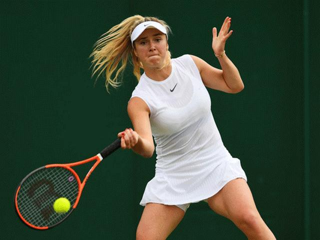 Mỹ nhân số 1 Wimbledon