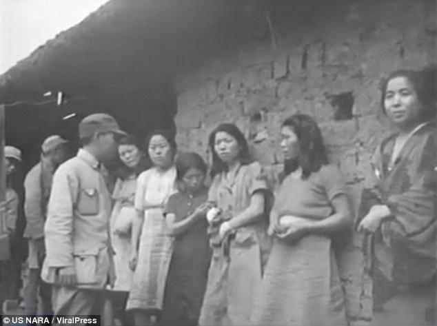 Đoạn phim hiếm về nô lệ tình dục Hàn Quốc thời thế chiến - 1
