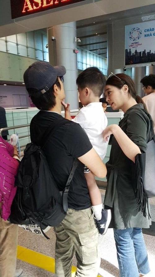 Tình cũ Song Hye Kyo đưa con trai tới Đà Nẵng du lịch - 1