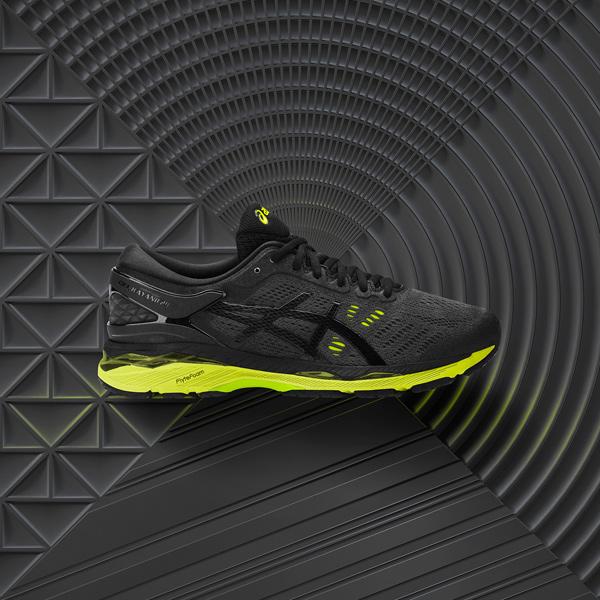 ASICS tiếp tục phát triển dòng giày chạy bộ cao cấp GEL-KAYANO - 1