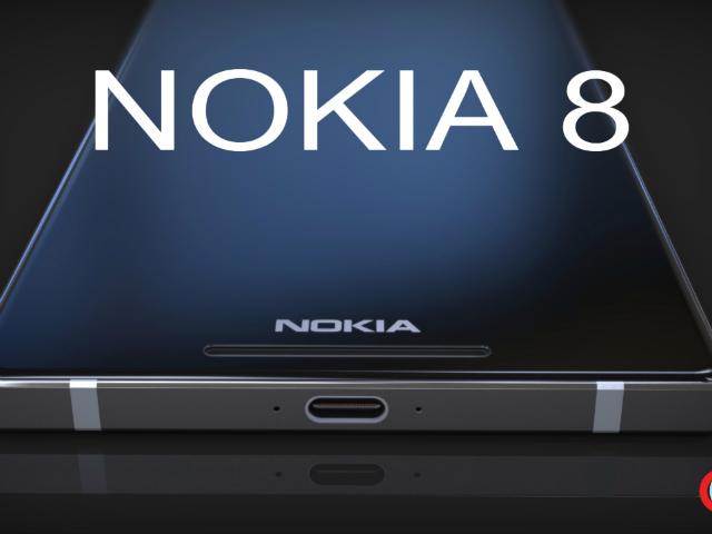Nokia 8 sẽ có công nghệ nhận dạng khuôn mặt Iris