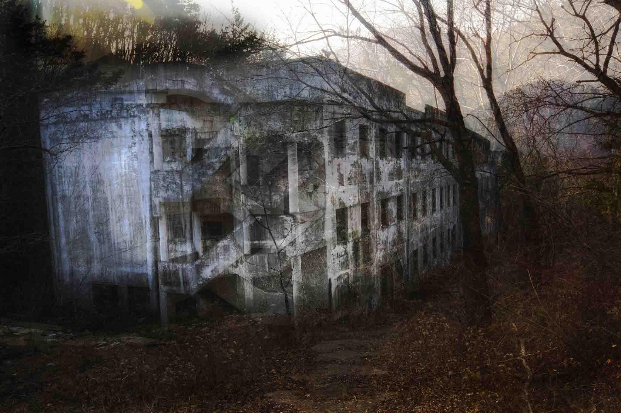 Săn ma trong bệnh viện tâm thần bỏ hoang tại Hàn Quốc - 1