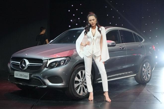 Mercedes GLC 300 Coupe giá 2,89 tỷ đồng tại Việt Nam - 1