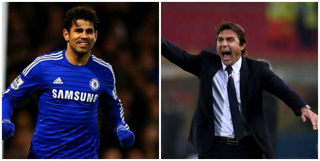 """Bị MU cuỗm Lukaku, Chelsea nhận thêm """"đòn thù"""" từ Costa - 1"""