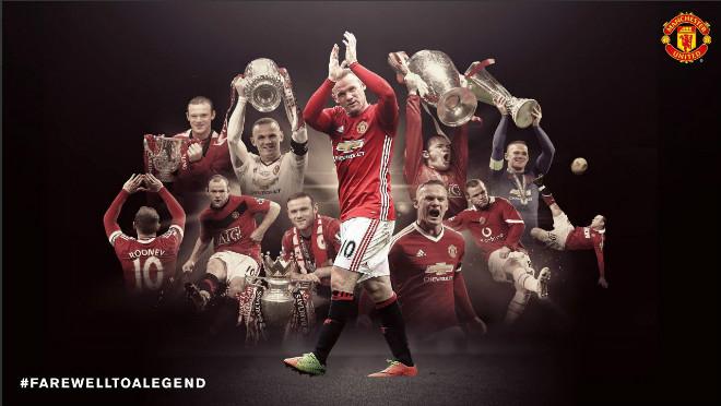 Rooney dứt tình MU sau 13 năm: Xin đừng trách ân nhân - 1
