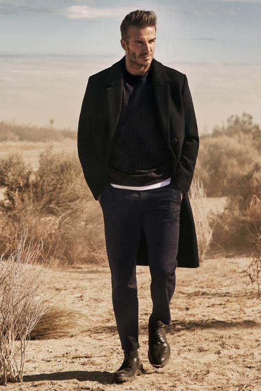 Beckham cứ sành điệu như này trách sao các chân dài mãi mê mệt - 1