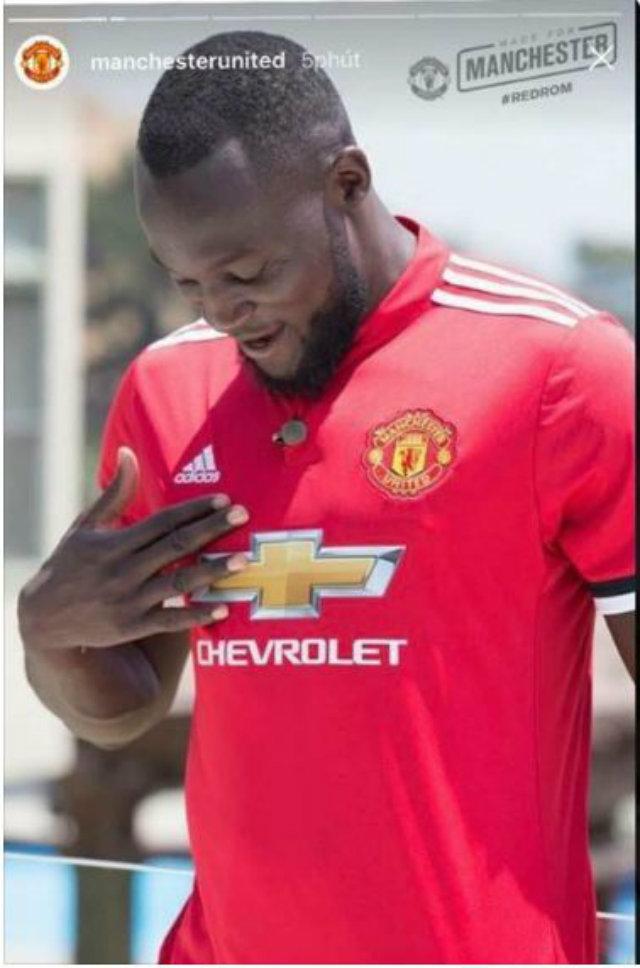 Lukaku chính thức về MU: Không lấy áo Rooney, chọn kế vị Ibra - 1
