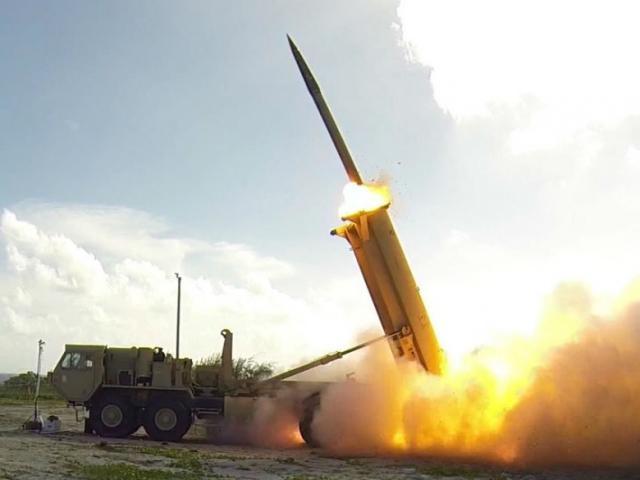 Mỹ thử dùng THAAD bắn chặn tên lửa, không trượt phát nào