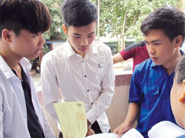 Xét tuyển đại học 2017: Sẽ có dịch chuyển về trường và ngành