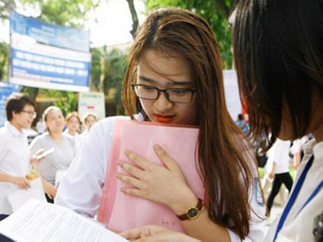 Thêm nhiều trường ĐH phía Bắc công bố điểm sàn xét tuyển