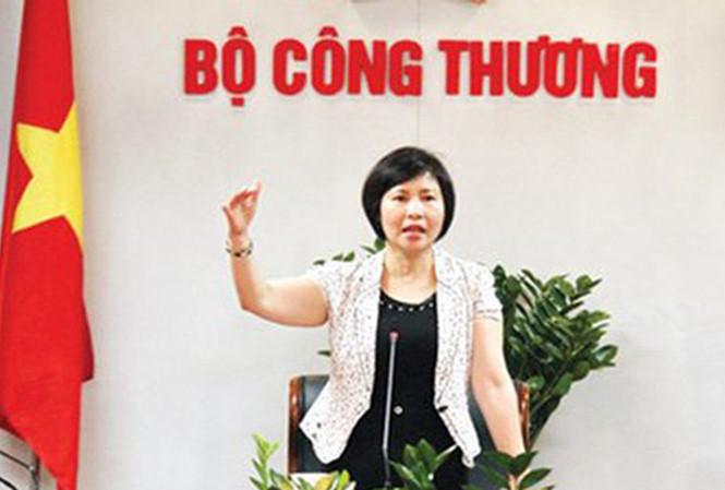 Bộ Công Thương nói gì về kỷ luật Thứ trưởng Hồ Thị Kim Thoa? - 1