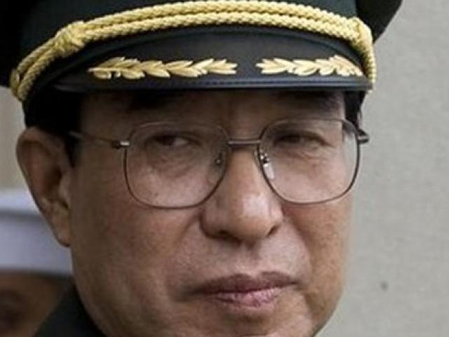 """Tướng to bậc nhất quân đội TQ và biệt phủ """"như hoàng cung"""""""