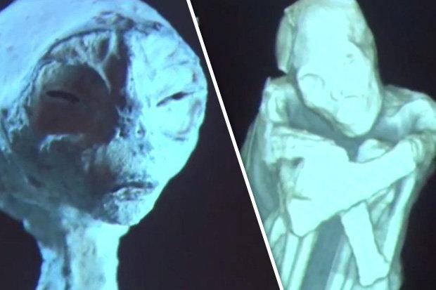 Tìm thấy xác 5 người ngoài hành tinh gần kỳ quan bí ẩn ở Peru? - 1