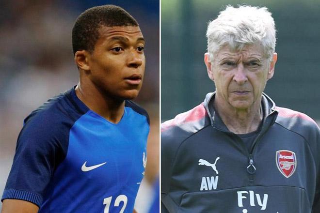 """Arsenal: """"Đi đêm"""" Mbappe, dự phòng """"sát thủ"""" 1.500 tỷ đồng - 1"""