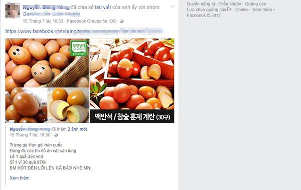 Sự thật trứng gà Hàn Quốc siêu đắt 35.000đ/quả - 1