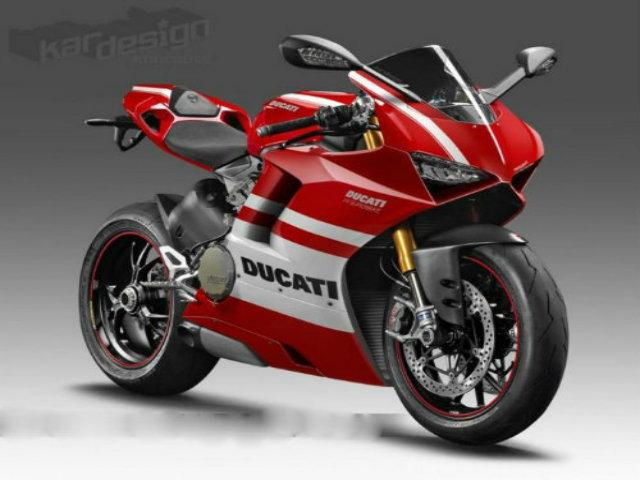"""Ducati V4 Superbike rò rỉ công suất """"khủng"""""""