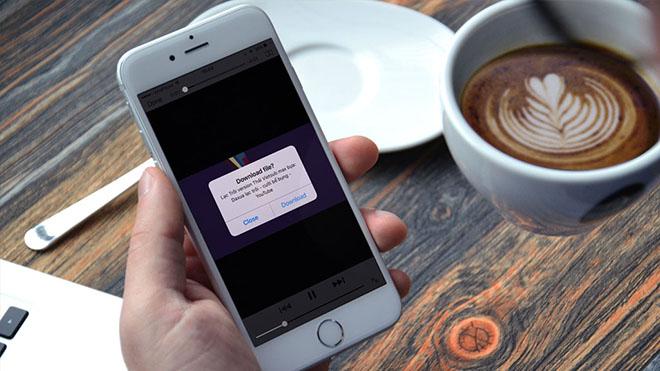 Thủ thuật iOS 11: Tải video YouTube bằng iPhone không cần jailbreak - 1