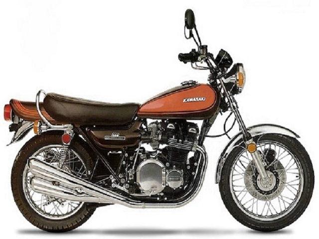 """Chấm 10 mẫu xe """"đỉnh cao"""" của Kawasaki"""