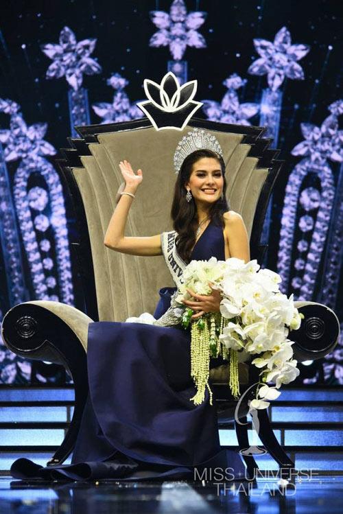 Thái Lan hay Philippines sẽ đăng quang Hoa hậu Hoàn vũ 2017? - 1